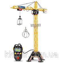 Игрушечный Башенный Мега Кран на дистанционном управлении 120 см Dickie 3462412