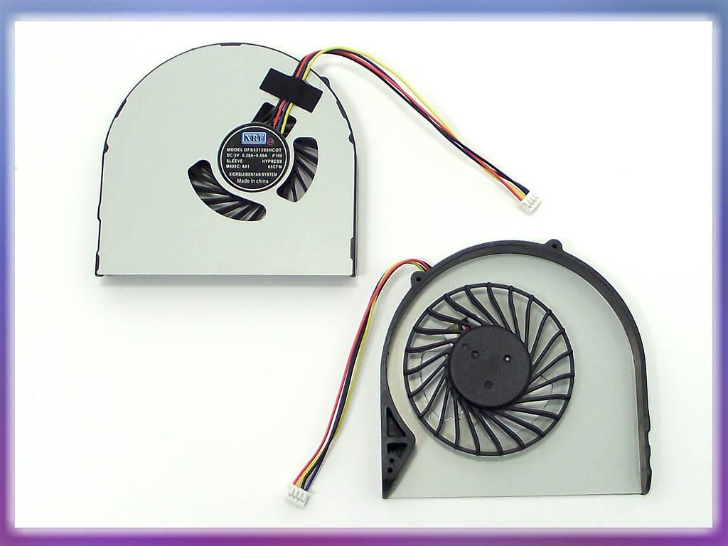 Вентилятор Lenovo IdeaPad V580 CPU Fan под платформу Intel