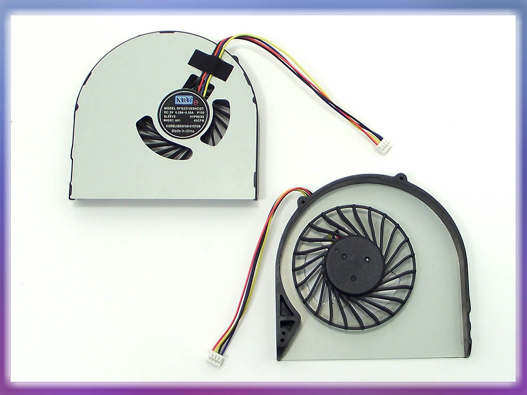 Вентилятор Lenovo IdeaPad V480 CPU Fan под платформу Intel