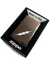Зажигалка Zippo 29734 Lightning Bolt Design, фото 2