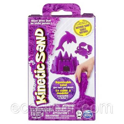 Песокдлядетскоготворчества-KINETICSANDNEON(фиолетовый,227г)