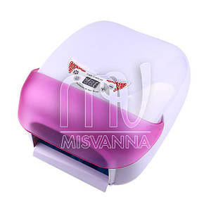 УФ лампа Professional Nail Gel UV Lamp KT-705 с вентилятором для сушки геля и гель-лака