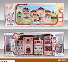 Кукольный дом 6652   с муз.свет