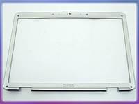 Корпус для ноутбука DELL Inspiron 1525 Silver (Рамка матрицы! версия под WEB камеру). Оригинальная новая!