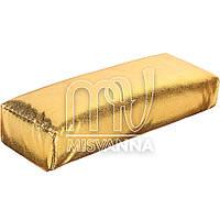 Подлокотник подушка для рук, золото с микроблеском