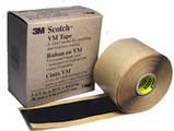 Мастичная лента 3M Scotch VM Tape, (38 мм. х 6 м х 0,635 мм) винило-мастичная. Телекомовская., фото 2