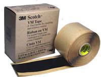 Изоляционная лента 3M™ Scotch™ VM Tape, винило-мастичная (38 мм. х 6 м х 0,635 мм). Телекомовская