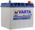 Аккумулятор автомобильный VARTA Blue Din D47 60