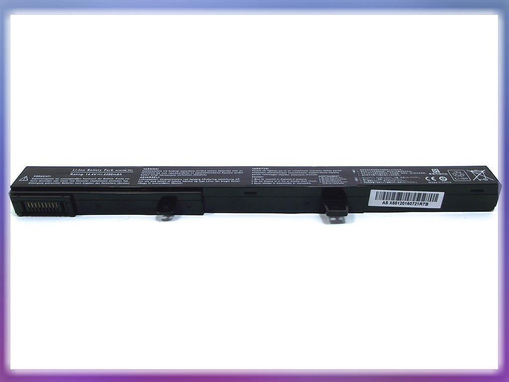 Аккумулятор ASUS (A41N1308) X451C (14.8V 2200mAh). Black. 2