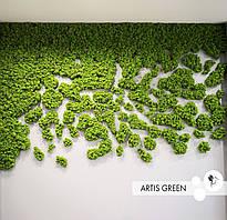 Озеленение в ЖК RiverStone