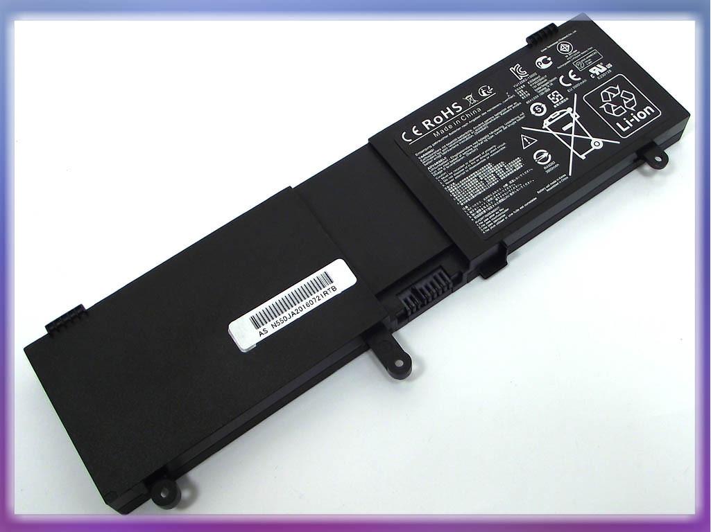 Аккумулятор ASUS (C41-N550) N550JA (15V 4000mAh 59Wh). Black. ORIGINAL