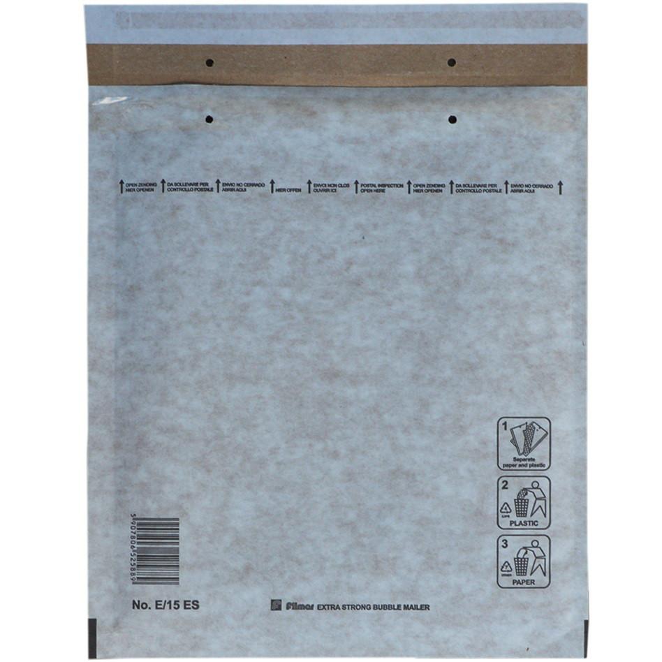 Бандерольный конверт E15ES, плотный, 100 шт, Польша