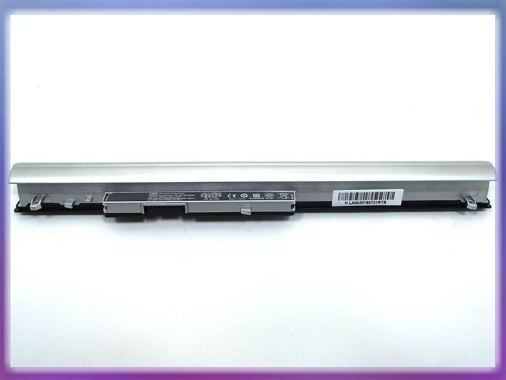 Батарея HP (LA04) TouchSmart 248 (14.8V 2600mAh, Sanyo Cell). Black-Si 2