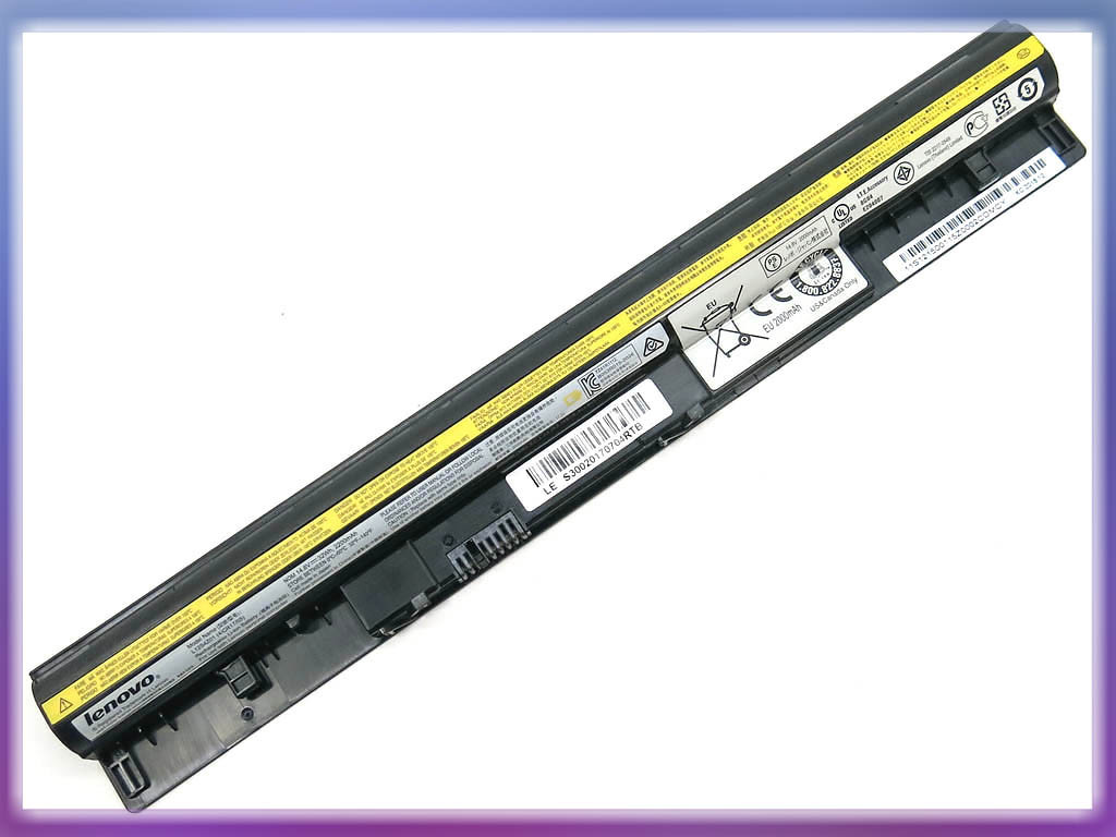 Батарея Lenovo IdeaPad S400u Series (14.8V 2500mAh)ORIGINAL. P/N: L12S
