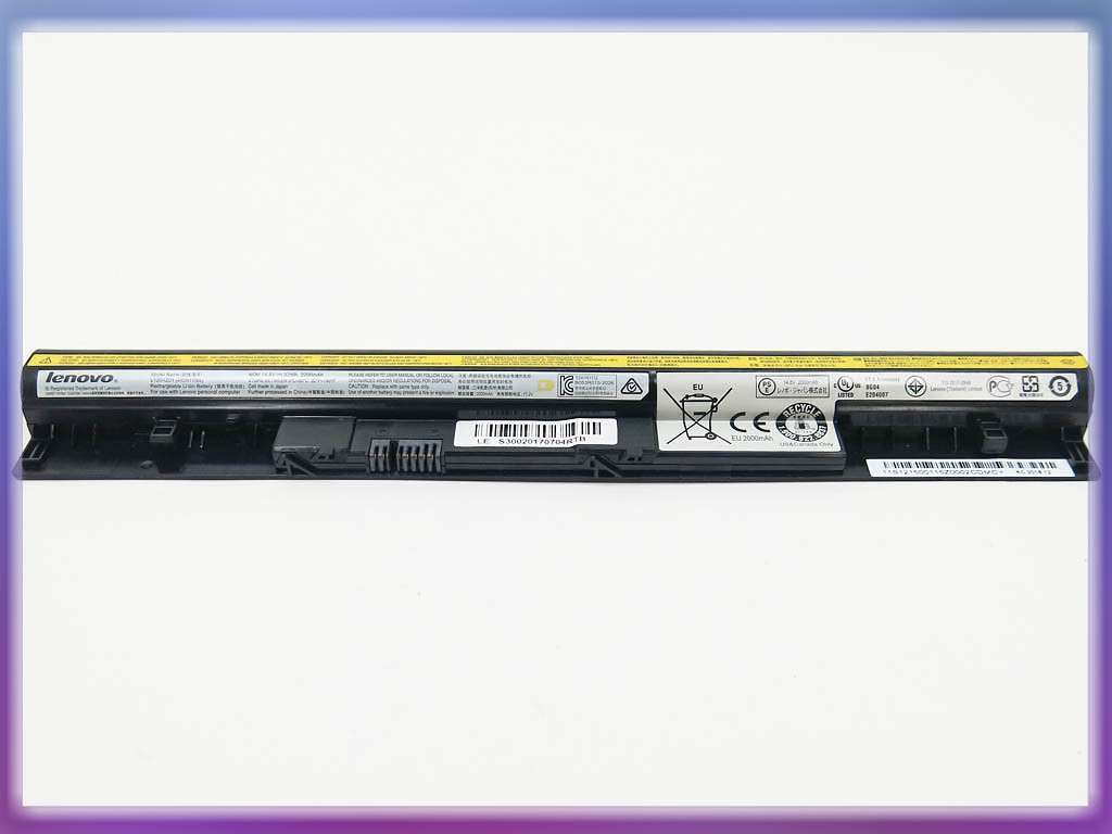 Аккумулятор Lenovo IdeaPad S310 Series (14.8V 2500mAh)ORIGINAL. P/N: L 2