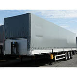 Тент на грузовой транспорт, фото 9
