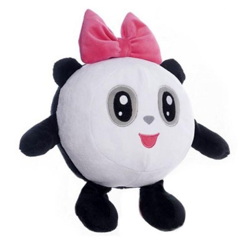 Смешарики - Малышарики мягкая игрушка Пандочка 25х22х16см, 000238-91Украина