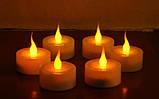 Электронная светодиодная Лэд свеча, фото 3