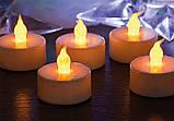 Электронная светодиодная Лэд свеча, фото 2