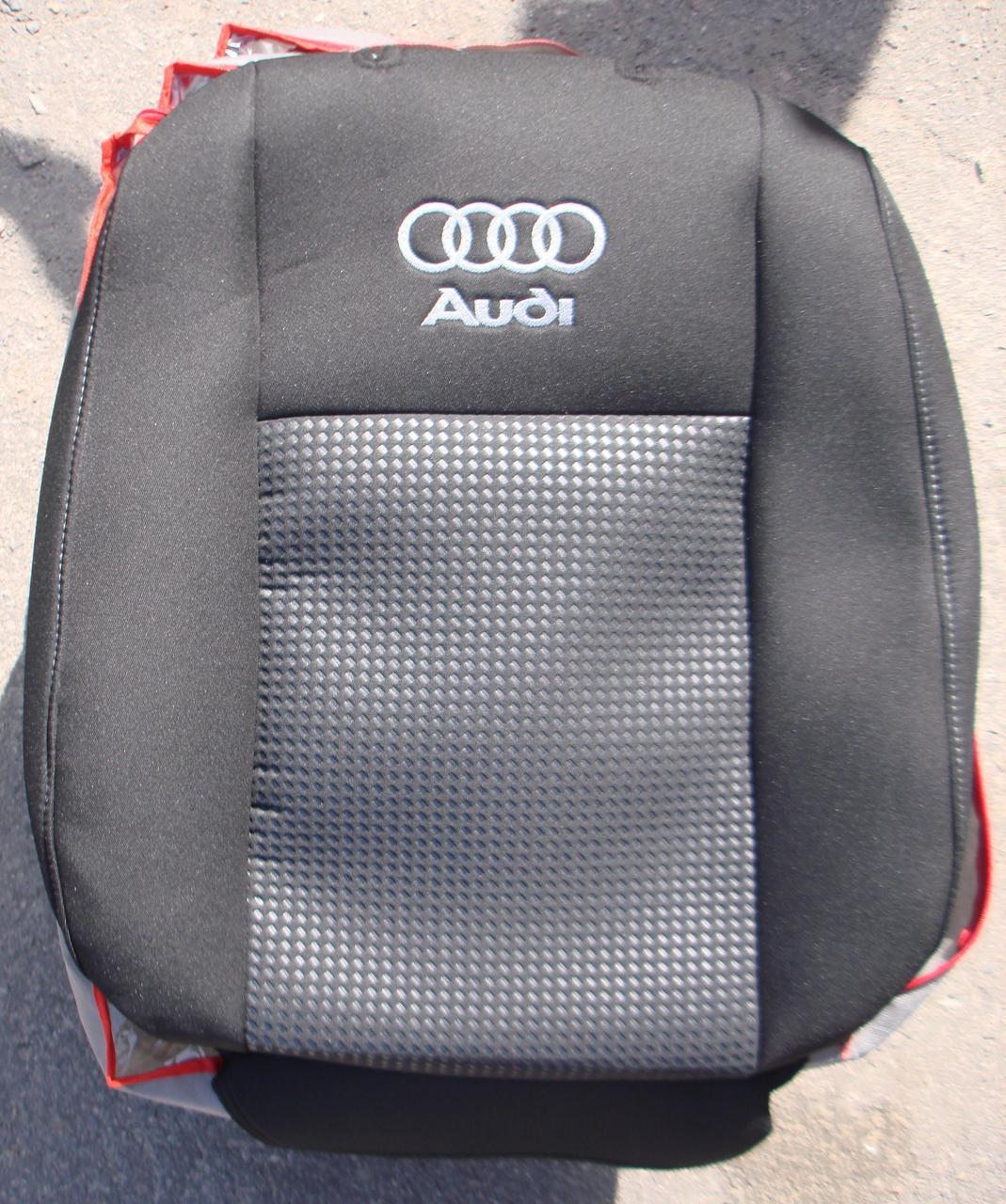 Авточехлы VIP AUDI A6 Avant (C-7)2011р→ автомобильные модельные чехлы на для сиденья сидений салона AUDI Ауди A6