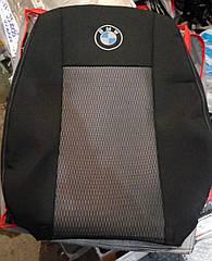 Авточехлы VIP BMW 5 (E-34) 1987-1996 автомобильные модельные чехлы на для сиденья сидений салона BMW БМВ 5