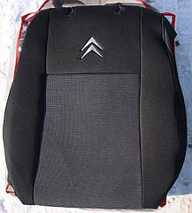 Чехлы VIP на сиденья Citroen Jumper (2+1) 2006- автомобильные модельные чехлы на для сиденья сидений салона