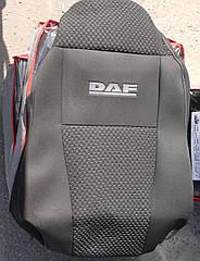 Чехлы VIP на DAF XF (1+1) 1997-2002 автомобильные модельные чехлы на для сиденья сидений салона DAF Даф XF