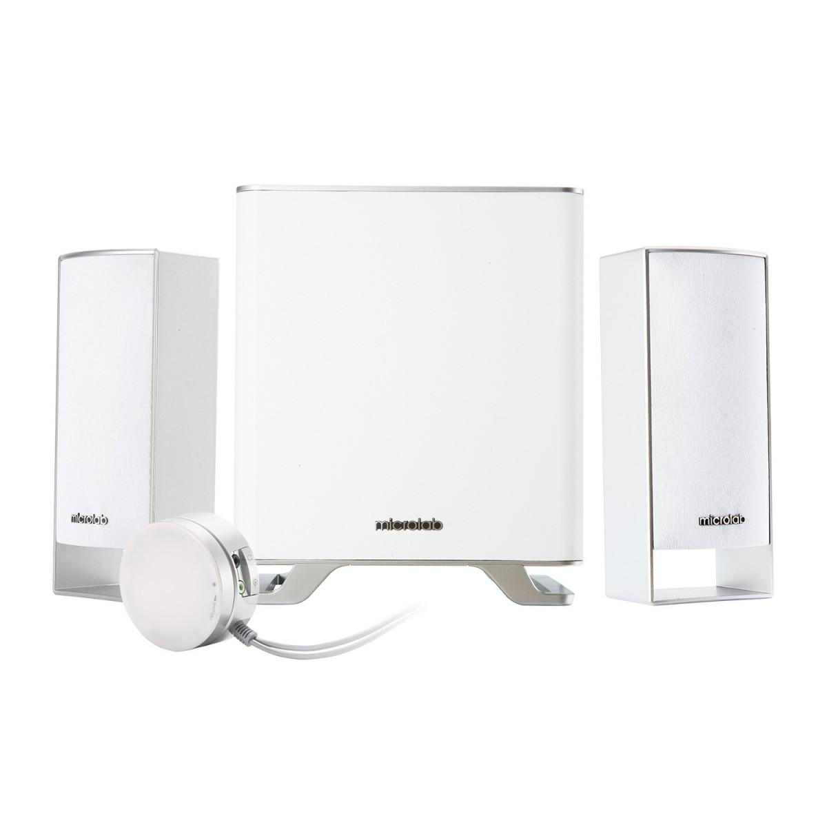 2,1 Microlab 2.1 M-600 White