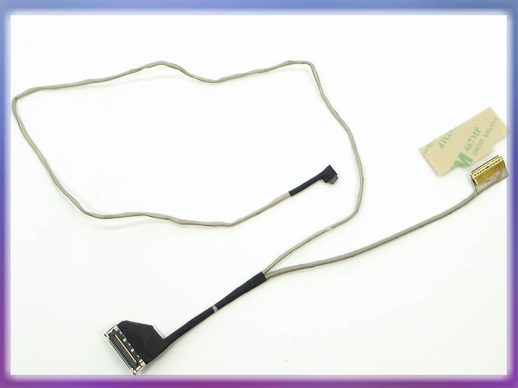Шлейф матрицы HP Pavilion 15-F touch 30pin Series (DDU96XLC000)