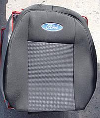 Автомобильные чехлы Vip на сиденья Ford Fusion 2006-2012 Форд Фьюжн