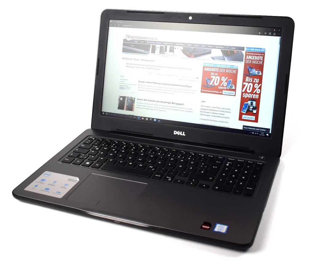 "Ноутбук Dell Inspiron 5567, 15.6"" (1920x1080) Full HD, Intel Core i7-7500U,  AMD Radeon R7 M445 (4GB)!"