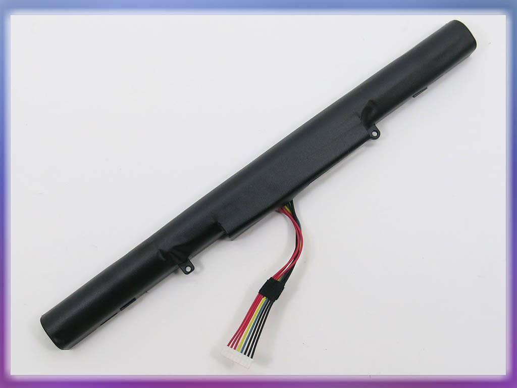 Аккумулятор ASUS (A41-X550E) X450 (14.4V 2200mAh). Black 3
