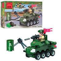 Конструктор BRICK Военная серия 805