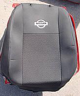 Авточехлы VIP NISSAN Juke 2010→ автомобильные модельные чехлы на для сиденья сидений салона NISSAN Ниссан Juke