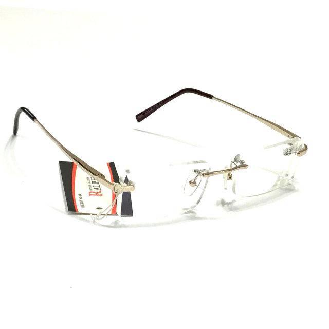 Безоправные очки для коррекции зрения Ralph
