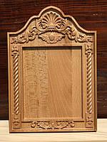 Деревянная рамка размером 290х210х20 мм
