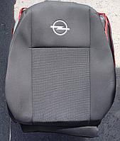 Авточехлы VIP Opel Zafira 2011→ (7 мест) автомобильные модельные чехлы на для сиденья сидений салона OPEL Опель Zafira