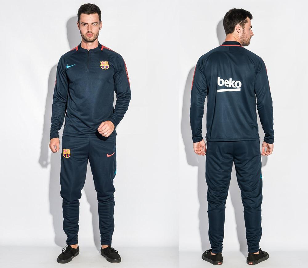 Спортивный костюм Барселона (Тренировочный клубный костюм FС Barcelona)