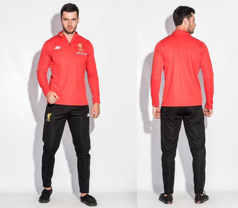 Спортивный костюм Ливерпуль (Тренировочный клубный костюм Liverpool)