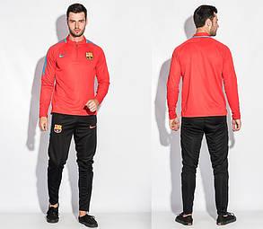 Спортивный костюм Барселона (Тренировочный клубный костюм FC Barcelona), фото 2