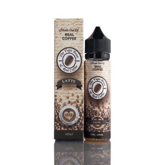 Премиум жидкость для электронных сигарет Real Coffee Latte 60 ml (clone)