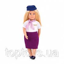 Кукла LORI 15 см Стюардесса Ауре (LO31112Z)