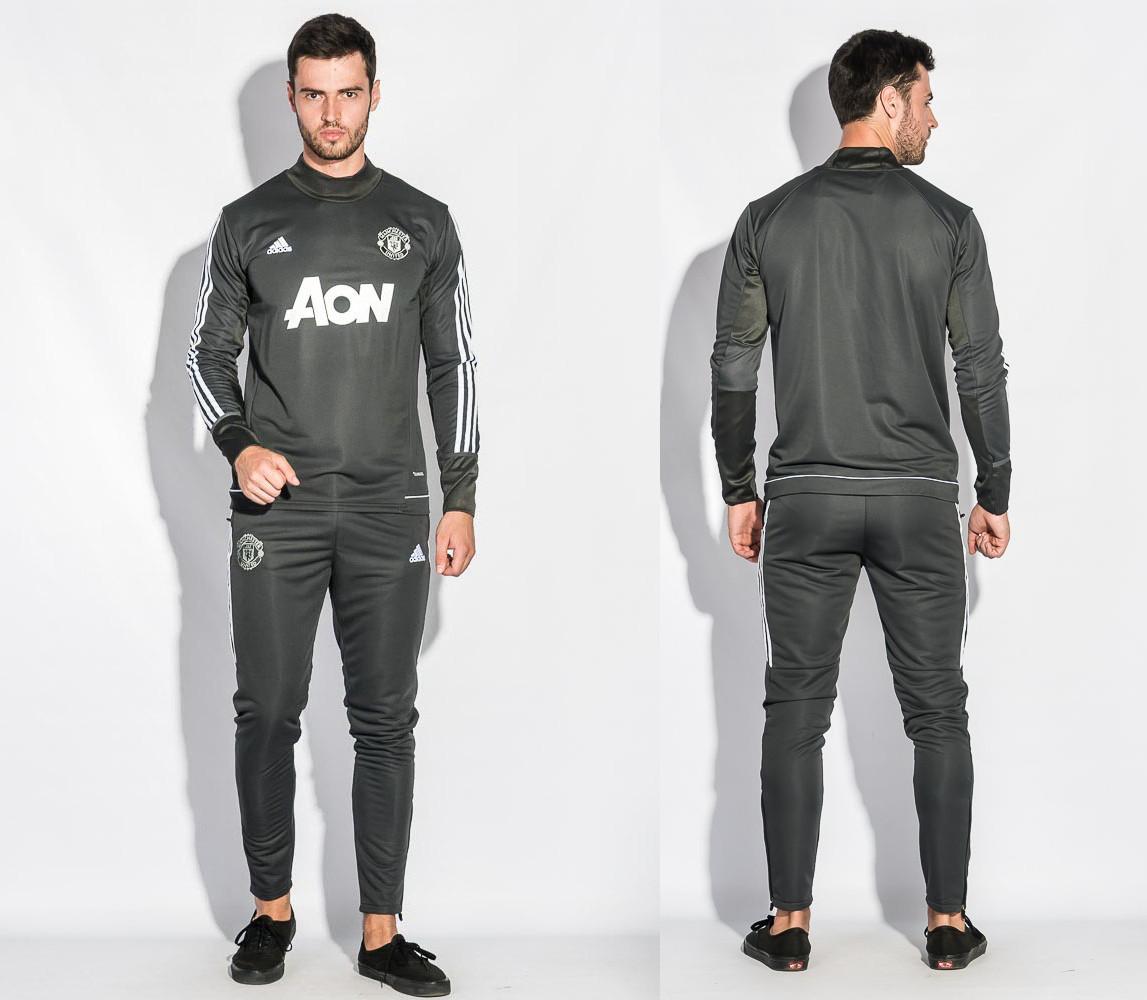 Спортивный костюм Манчестер Юнайтед (Тренировочный клубный костюм Manchester United)