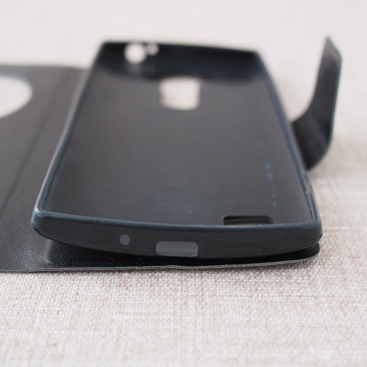 Чехлы для LG Book Cover G4s black Для телефона Черный