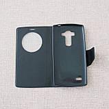 Чехол Book Cover LG G4s black, фото 5