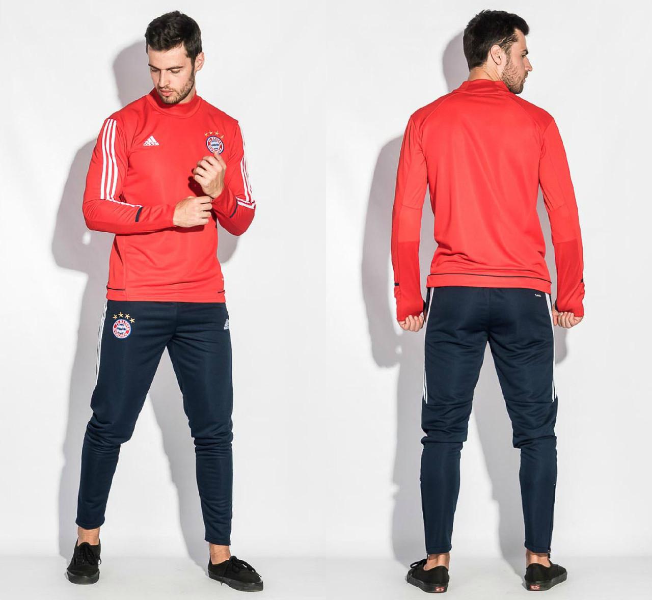 Спортивный костюм Бавария (Тренировочный клубный костюм Bayern Munich)