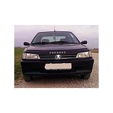 Дефлектор капота, мухобойка Peugeot 306 с 1993-1997 г.в. VIP