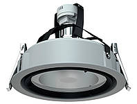 Даундлайт светильник направленного света DHR с металлогалогенными лампами