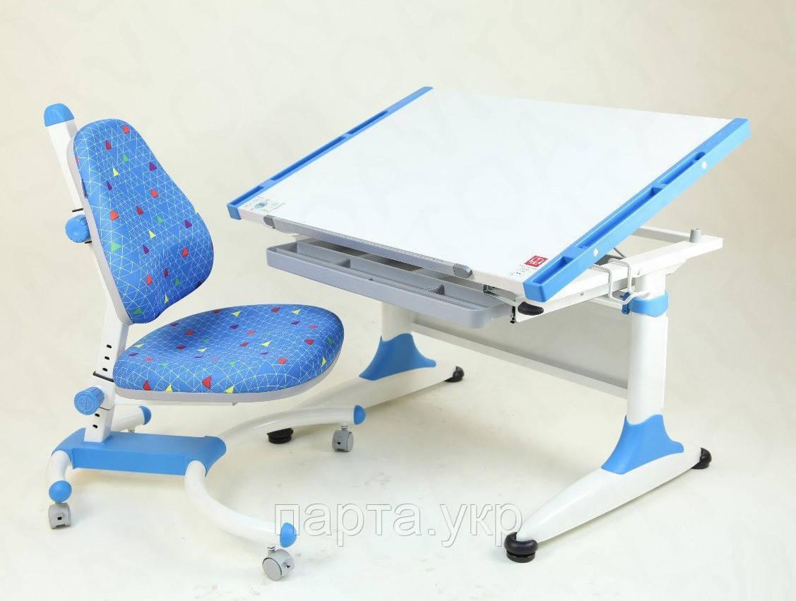 Стол парта и кресло для детей, KIDSMASTER, Тайвань