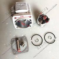 Цилиндр поршень кольца ЦПГ  для детского квадроцикла Minimoto ATV 49сс